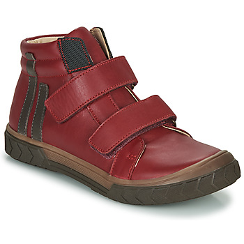 Shoes Boy Hi top trainers GBB OZONE Red