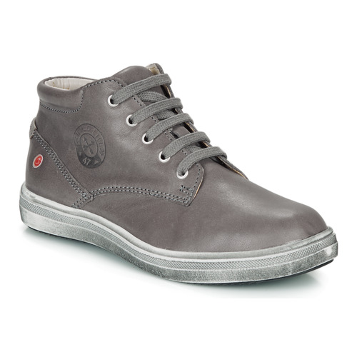 Shoes Boy Hi top trainers GBB NINO Grey