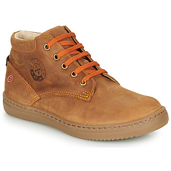 Shoes Boy Hi top trainers GBB NINO Brown