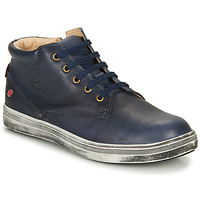 Shoes Boy Hi top trainers GBB NINO Blue