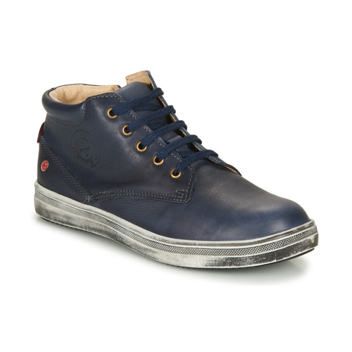 Shoes Boy Hi top trainers GBB NINO Blue
