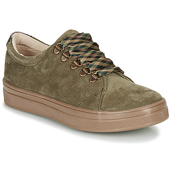 Shoes Girl Low top trainers GBB OMAZETTE Kaki