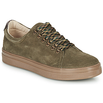 Shoes Girl Low top trainers GBB OMAZETTE Green