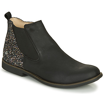 Shoes Girl Mid boots GBB NAKOVO Black