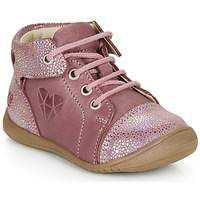 Shoes Girl Mid boots GBB ORENA Pink