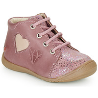 Shoes Girl Hi top trainers GBB OCALA Old / Pink