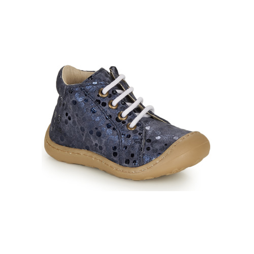 Shoes Girl Hi top trainers GBB VEDOFA Blue