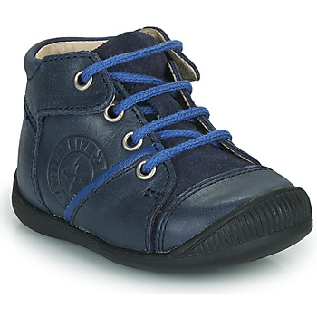 Shoes Boy Mid boots GBB OULOU Blue