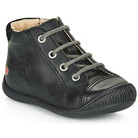 Shoes Boy Hi top trainers GBB NOE Black