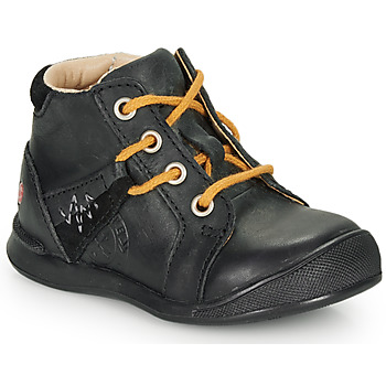 Shoes Boy Hi top trainers GBB ORBINO Black