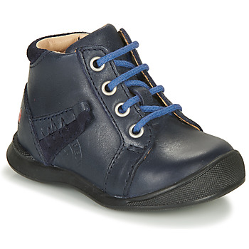 Shoes Boy Hi top trainers GBB ORBINO Marine