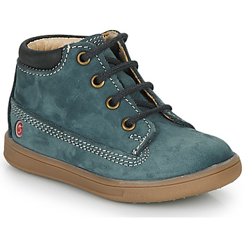 Shoes Boy Mid boots GBB NORMAN Blue