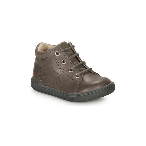 Shoes Boy Hi top trainers GBB FOLLIO Grey
