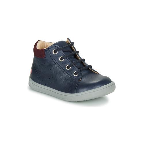 Shoes Boy Hi top trainers GBB FOLLIO Marine