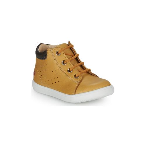 Shoes Boy Hi top trainers GBB FOLLIO Orange