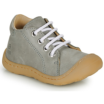 Shoes Boy Hi top trainers GBB FREDDO Grey