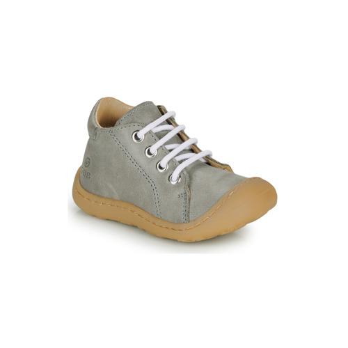 Shoes Boy Hi top trainers GBB FREDDO Grey
