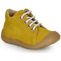 Shoes Boy Hi top trainers GBB FREDDO Yellow