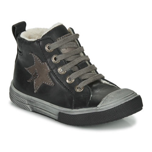 Shoes Boy Hi top trainers GBB OCALIAN Grey