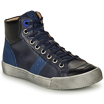 Shoes Boy Hi top trainers GBB OSTRAVI Blue