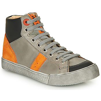 Shoes Boy Hi top trainers GBB OSTRAVI Grey