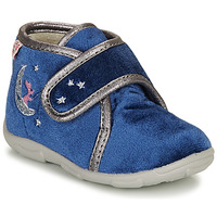 Shoes Girl Slippers GBB OCELINA Blue