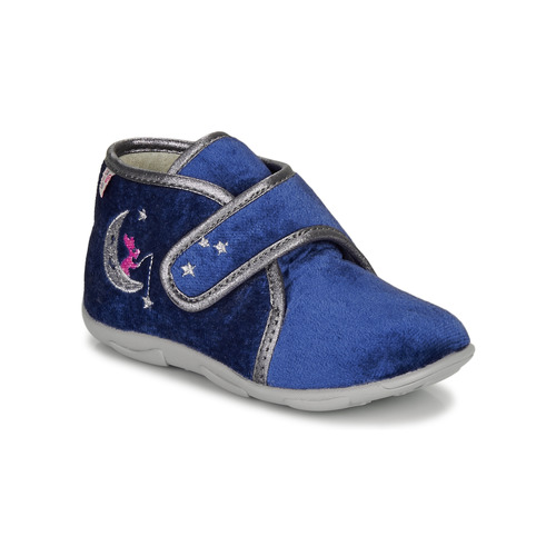 Shoes Girl Slippers GBB OCELINA Blue