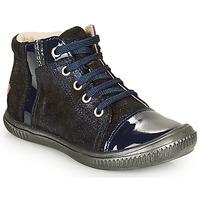 Shoes Girl Hi top trainers GBB OUNA Blue