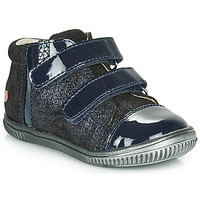 Shoes Girl Hi top trainers GBB ODITA Blue