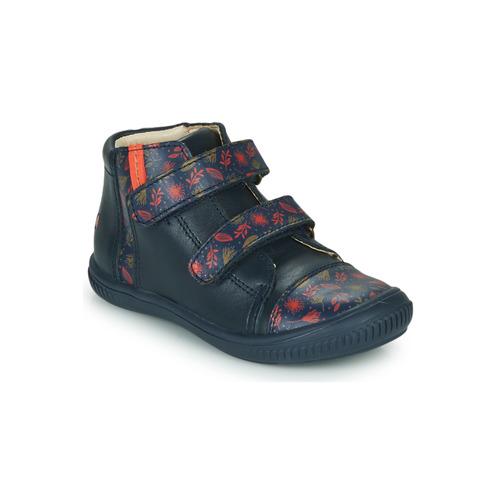 Shoes Girl Hi top trainers GBB ODITA Marine
