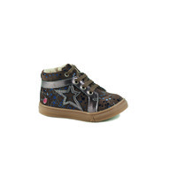 Shoes Girl Hi top trainers GBB NAVETTE Beige