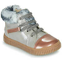 Shoes Girl Hi top trainers GBB ORBA Grey