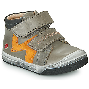 Shoes Boy Hi top trainers GBB OGROU Grey