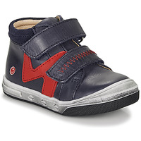 Shoes Boy Hi top trainers GBB OGROU Blue / Red