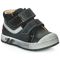 Shoes Boy Hi top trainers GBB OMALLO Black