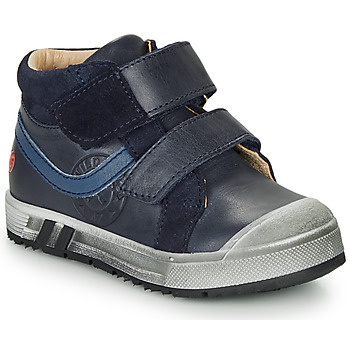 Shoes Boy Hi top trainers GBB OMALLO Marine