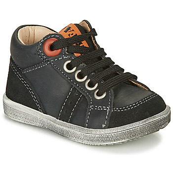 Shoes Boy Hi top trainers GBB ANGELITO Black