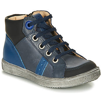 Shoes Boy Hi top trainers GBB ANGELITO Blue