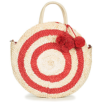Bags Women Handbags Betty London JOURILI Red / Beige