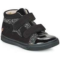 Shoes Girl Hi top trainers GBB OHANE Black