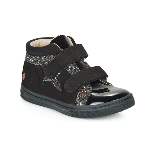 Shoes Girl Hi top trainers GBB OHANE Grey