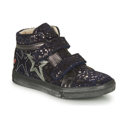 Shoes Girl Hi top trainers GBB OHANE Blue