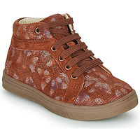 Shoes Girl Hi top trainers GBB OMBLINE Brick