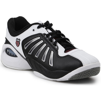 Shoes Men Low top trainers K-Swiss Defier Misoul Tech 02149063 white, black