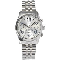 Watches Women Analogue watches MICHAEL Michael Kors MK5555 Silver