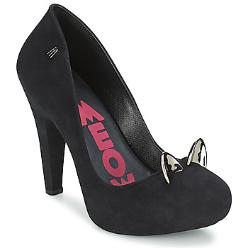 Shoes Women Heels Melissa INCENSE CAT Black