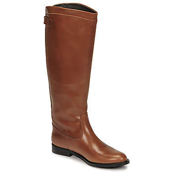 Shoes Women High boots Jonak BATURINGI Cognac