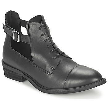 Shoes Women Mid boots Jonak AMADORA Black