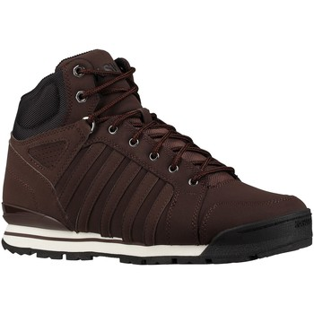 Shoes Men Hi top trainers K-Swiss Norfolk Sc Brown