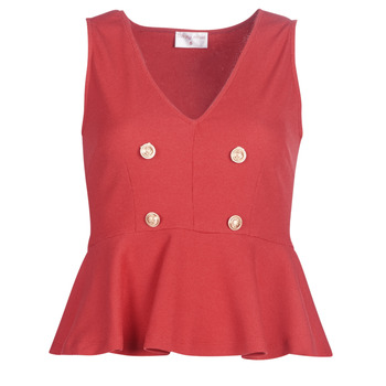 Clothing Women Tops / Blouses Moony Mood KITTILE Red
